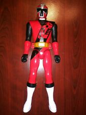 Power Rangers Super Ninja Steel 12-inch Action Figure Red Ranger Brody M01EOL1