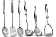 SOLTAM Stainless Steel Serving Cooking Kitchen Utensil - Sleek Modern Design
