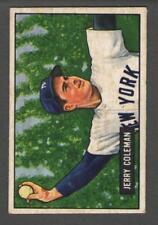 1951 Bowman #49 Jerry Coleman  Yankees