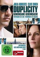 Duplicity - Gemeinsame Geheimsache von Tony Gilroy | DVD | Zustand gut