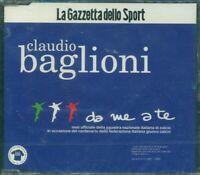 Claudio Baglioni - Da Me A Te Gazzetta Promo Cd Ottimo