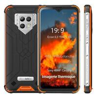 Thermal Imaging Blackview BV9800 Pro 6GB+128GB Smartphone 48MP IP69K Andorid 9.0