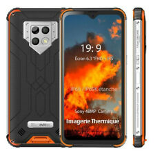 Thermal Imaging Blackview BV9800 Pro 6GB+128GB Smartphone 48MP IP69K Andorid 9.0
