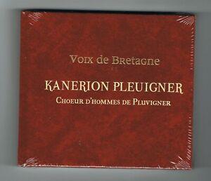 ♫ - KANERION PLEUIGNER - VOIX DE BRETAGNE - 2 CD 35 TITRES - 2005 - NEUF NEW - ♫