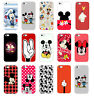 Cute Cartoon Disney Pattern Hard Back Case Cover For iphone 5 5S SE 5C 6 6 Plus