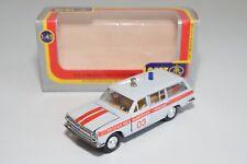 B RUSSIAN CAR USSR CCCP NOVOEXPORT A13 VOLGA GAZ TA3-2402 BONRA AMBULANCE EXCIB