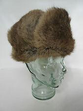 WH Fellmütze WXX Krakau Tchapka Wintermütze Rabbit Fur Hat Wehrmacht WK2 WW2 59