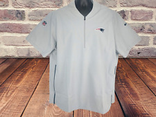 New England Patriots Nike Men's Pullover Jacket Size XL