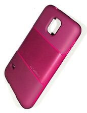 Logitech Hybrid Case for Samsung Galaxy S5 Raspberry Rugged Protection +