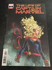 "Life Of Captain Marvel#3 Incredible Condition 9.4(2018)""Quesada Variant"""