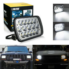 """DOT 7x6"""" Rectangle LED Headlight Sealed Beam Replacement For Chevy Pickup Truck"""