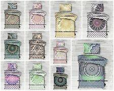 10 PC Wholesale Lot Indian Duvet Doona Cover Comforter Mandala Reversible