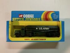 Coche miniatura Corgi Super Junior E 2011 US ARMY TANKER