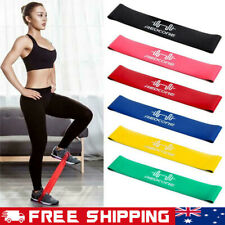 Strength Band Power Resistance Band Chin Up Pull Up Training Exercise Gym AU