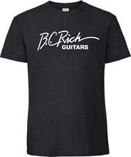 BC Rich Guitar T-Shirt B C / Rock / Metal