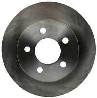 Disc Brake Rotor-Non-Coated Front ACDelco Advantage 18A972A