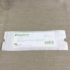 Molnlycke Mepiform reducción de cicatrices Vendaje Vendaje 4x31cm Banda De Silicona Ayuda x 1