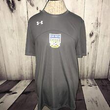 Under Armour Loose Heat Gear Small Penn United Soccer Academy #8 Shirt (E122