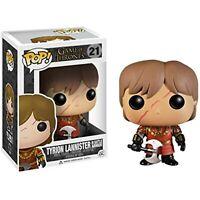 Funko Pop! Tyrion Lannister In Battle Armor Game Of Thrones #21 Vinyl Figure