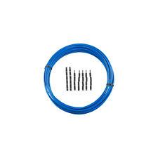 Jagwire 5mm Pro Compressionless Brake Housing Slick-Lube Liner 10M Blue