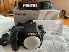 Pentax K-3 23.4MP Digital SLR Camera - Black (Body Only)