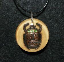 Scarab Beetle Amulet,Egyptian Inspired Jewelry,Egypt,symbolic,holy beetle