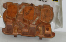 ORIGINAL 1960s WOODEN PATTERN FOR WEIAND WB-3D TRI POWER BUICK NAILHEAD V8