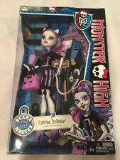 Monster High New Scaremester Catrine DeMew Fashion Doll NEW In Box Nib
