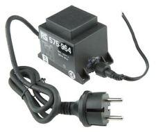 60W Light Transformer, 230V ac, 12 V AC