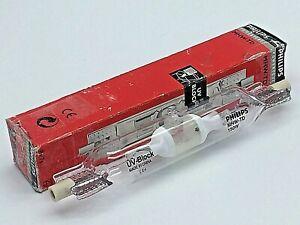 PHILIPS MHW-TD 150W Powertone Metal Halide Lamp 730 Warm White 3000K RX7s 202697