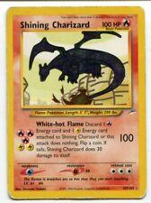 Pokemon Neo Destiny Secret Rare Holofoil Card #10 Shining Charizard
