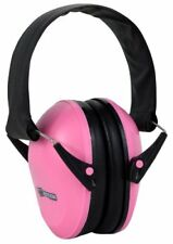 Folding Over Ear Muffs Safety Hearing Protection Shooting Range Noise Reduction