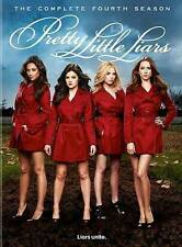 Pretty Little Liars ~ Complete Fourth Season 4 Four ~ BRAND NEW 5-DISC DVD SET