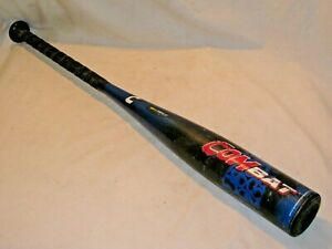 pre-owned Virus Senior League Composite COMBAT baseball bat VIRSL1 29 in 19 oz.