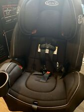 New listing Graco Grows4Me 4 in 1 Car Seat, Black
