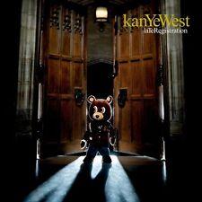 Kanye West LATE REGISTRATION 2nd Album ROC-A-FELLA RECORDS New Sealed Vinyl 2 LP