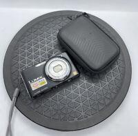 Digital  Camera Panasonic Lumix DMC-FX77 - FULLY TESTED/NO CHARGER+BATTERY&CASE