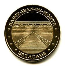 85 SAINT-JEAN-DE-MONTS Estacade, 2011, Monnaie de Paris