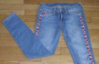 NVY Jeans pour  Femme  W 27 - L 32  Taille Fr 36  (Réf # F108)