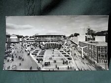 Expo 58 - Brussels Belgium 1958 World's Fair - Large RPPC