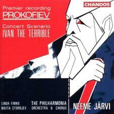 Philharmonia Orchestra - Prokofiev - Ivan the Terrible (Concert Scenario) [CD]