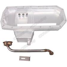 CXRacing S13 SR20DET Aluminum Oil Pan For 240Z 260Z 280Z SR20 Swap Rear Sump