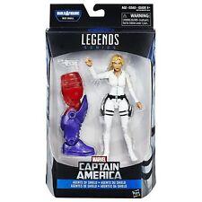 Sharon Carter Marvel Legends Captain America Series 6-Inch Figure Red Skull BAF
