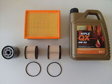 CITROEN BERLINGO, PEUGEOT PARTNER, 2.0HDi DIESEL ENGINES, SERVICE KIT, 2002-2007