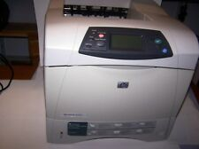 HP LaserJet 4200N Laser Printer-Refurbished-30dys Warranty- Solenoid Replaced