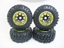 "Exceed RC Maxstone 8 5 40 Series 3.8"" Tires Wheels Super Rock Crawler 98102"