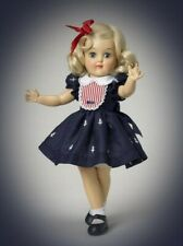 Tonner Effanbee Dolls All-American Toni Reproduction Le 300 2007 Nrfb