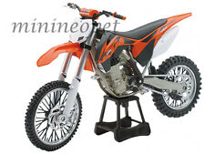 NEW RAY 57623 KTM 450 SX-F DIRT BIKE MOTORCYCLE 1/10 ORANGE