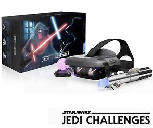 LENOVO AR STAR WARS: JEDI CHALLENGES VR HEADSET / LIGHTSABER / TRACKING BEACON