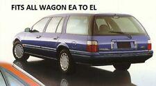 FORD WAGON TAILGATE GAS STRUTS models EA-EB-ED-EF-EL Brand New Pair!